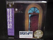 DEEP PURPLE The House Of Blue Light JAPAN SHM MINI LP CD PAPERSLEEVE Rainbow