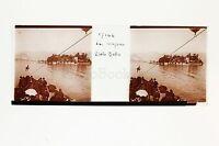 Lac Maggiore Isola Bella Italia Placca Da Lente Stereo Positive Ca 1905