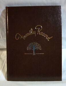 C R GIBSON FAMILY TREE Book - Genealogy Records