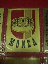 FIGURINA FLASH GAME 1982-83 SCUDETTO NUMERO 27 MONZA