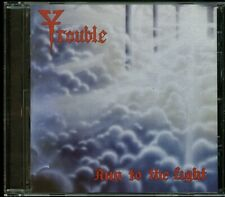 Trouble Run To The Light CD Brazil press new