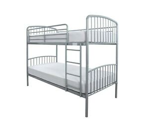 NEW BOXED MONTREAL SOLID METAL BUNK BED FREE LOCAL DELIVERY ASS OPTION