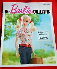 Barbie  doll CATALOGUE SUMMER 2015 WILLOWS Collection, Faraway Forest, OZ + MORE