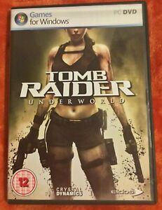 Tomb Raider Underworld PC Game