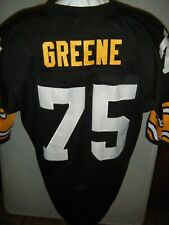 Pittsburgh Steelers Jersey Joe Greene Sewn on 75 Mitchell & Ness 56 Authentic