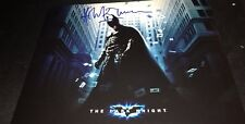 Hans Zimmer Signed The Dark Knight 11x14 Movie Photo Poster Proof COA HZ 01