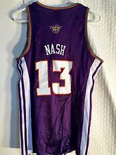 Adidas Women's NBA Jersey Phoenix Suns Steve Nash Purple sz M