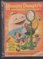 Humpty Dumpty Magazine for Little Children March 1957 Dan Lawler