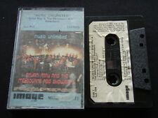 Bryan May & The Melbourne ABC Showband Music Unlimited Tape Cassette (C19)