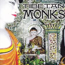 TIBETAN MONKS - CD - THE MONASTERY MONKS