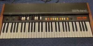 Vintage Roland VK-09 analog Synth Organ