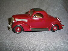 447B AMT Kit USA Ford Coupe 1936 Maqueta Plástico 1/48 TEBEO Dick Tracy
