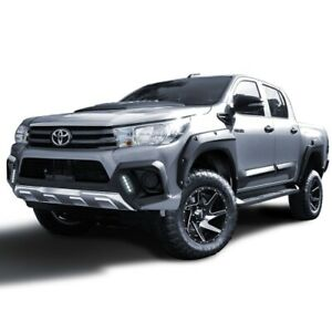 Warn 103422 4X Fender Flares For 2015-2019 Toyota Hilux NEW