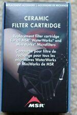 MSR Miniworks Waterworks Ceramic Repalcement Element