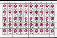 Bund 50er Bogen MiNr. 818 postfrisch MNH Formnummer 2 (BW3178