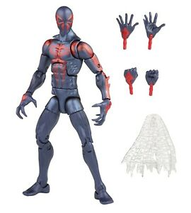 "Hasbro Marvel Legends Retro Spider-Man 2099 6"" Scale Action Figure 2021 IN HAND!"