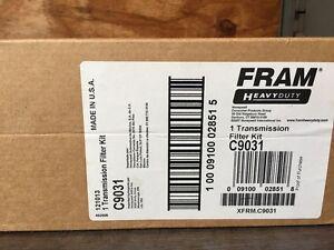 FRAM C9031 HEAVY DUTY TRANS FILTER KIT