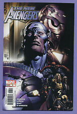 New Avengers #6 2005 Luke Cage Spider-Man Brian Michael Bendis David Finch Do