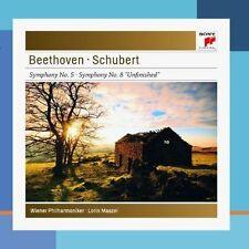Beethoven: Symphony No. 5; Schubert: Symphony No. 8 (2011)