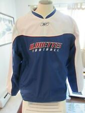 CFL LCF Reebok Montreal Alouettes Windbreaker Jacket (pullover) new condition