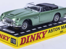 Atlas 1:43 Diecast Dinky Toys DB5 110 ASTON MARTIN BREVET EN COURS Car MODEL
