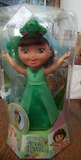 DORA THE EXPLORER SPIN & SPARKLE GREEN CRYSTAL DORA NU