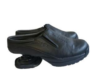 Z-coil Shoes Black Slip On Pain Relief Women's Size 9 US 40.5 EURO