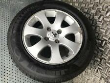 Peugeot 307 2005 To 2008 15 inch Alloy Wheel with Tyre 195/55/15