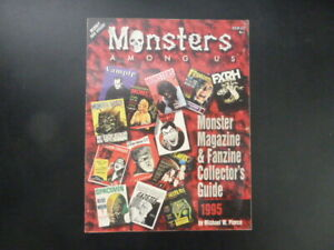 Monster Magazine & Fanzine Collector's Guide 1995