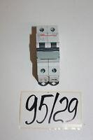 AEG Leitungsschutzschalter Sicherung EP62B10 Elfa B10 A 2 polig E60 EP62 Neu