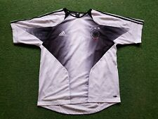 Deutschland Trainings Trikot XL Adidas Germany Jersey shirt DFB EM 2004