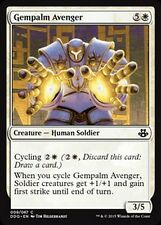 4x Vendicatore di Palmagemma - Gempalm Avenger MTG MAGIC DD EvK Eng