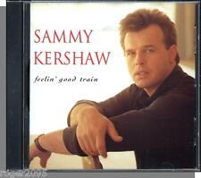 Sammy Kershaw - Feelin' Good Train - New 1994 Mercury Nashville Country CD!