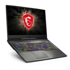 MSI GP75 Leopard 17.3  Gaming Laptop i7-10750H 16GB RAM 512GB SSD 240Hz RTX 2070