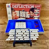 MB Games Deflection 1981 Vintage Strategy Game Collectable Family Fun Toys Board