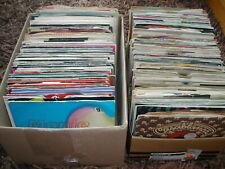 "JOB LOT 40 X 7"" SINGLES - 60'S 70'S 80'S - POP / SOUL / ROCK FREE SHIPPING G-VG+"