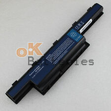 6Cell Laptop Battery For Acer Aspire 7551 5742Z 5749 5750 5750G 5755 AS10D56