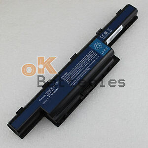 Laptop AS10D61 Battery For Acer Aspire 5253 7551 5336 Series BT.00604.049 6Cell