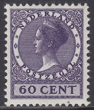 NVPH 162: 60ct Kon.Wilhelmina, zonder watermerk 1924-1926 postfris (MNH)