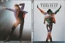This Is It-2010-Michael Jackson-[Special Tin Case-2 Disc Set]-Movie-2 DVD