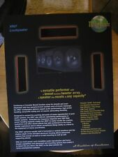 Mcintosh Original XR27 Speaker Brochure