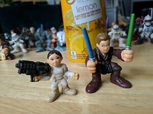 Hasbro, Star Wars Galactic Heroes, Padme Amidala and Anakin Skywalker
