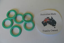 Primus Optimus Camp Stove burner washers - Pack of 6 - LARGE type - FREE POSTAGE