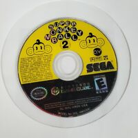 Super Monkey Ball 2 (Nintendo GameCube, 2002) GAME DISC ONLY!!! *Tested
