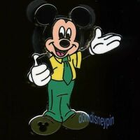 Disney Pin WDW 2013 Hidden Mickey Series *Pin Traders Icons* Mickey Mouse!