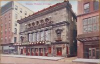 1910 Postcard - Illinois Theater - Chicago, Illinois IL