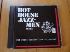 Hot House Jazzmen Kiel Live in Concert HARTMUTH BETHGE EDGAR PETERS CD 1996 RAR!