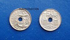 MONEDA DE 50 céntimos 1949 *56 Franco S/C