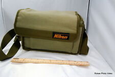 Camera Nikon Case - (A15 - Approx. Size: 11 x 6 x 6) vintage genuine OEM