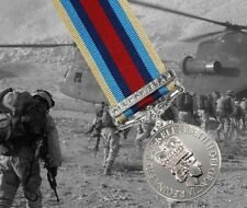 British Army Medal Afghanistan OSM - Full Size UK Made Operational Service Award